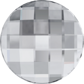 Cristale Swarovski cu spate plat No Hotfix 2035 Crystal F (001) 10 mm