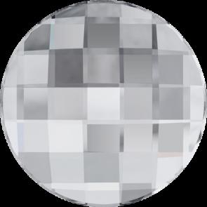 Cristale Swarovski cu spate plat No Hotfix 2035 Crystal F (001) 10 mm - de lipit