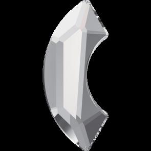 Cristale Swarovski cu spate plat si lipire la cald 2037 Crystal M HF (001) 14 mm