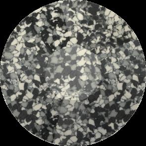 Cristale Swarovski cu spate plat si lipire la cald 2038-B Marbled Black HFT (653) SS 10