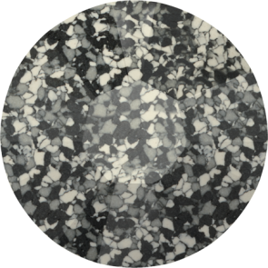 Cristale Swarovski cu spate plat si lipire la cald 2038-B Marbled Black HFT (653) SS 12