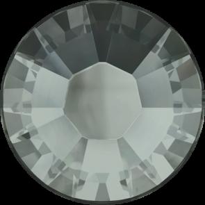 Cristale Swarovski cu spate plat si lipire la cald 2038 Black Diamond A HF (215) SS 6
