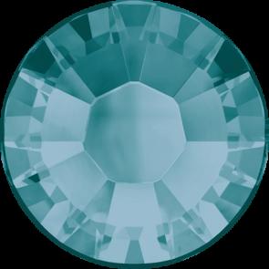 Cristale Swarovski cu spate plat si lipire la cald 2038 Blue Zircon A HF (229) SS 6