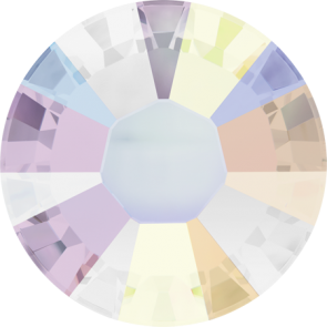 Cristale Swarovski cu spate plat si lipire la cald 2038 Crystal AB A HF (001 AB) SS 6