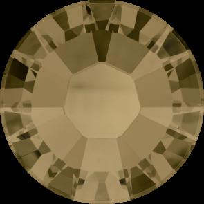 Cristale Swarovski cu spate plat si lipire la cald 2038 Crystal Bronze Shade A HF (001 BRSH) SS 6