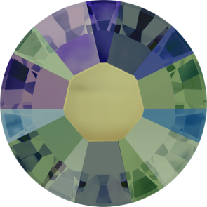 Cristale Swarovski cu spate plat si lipire la cald 2038 Crystal Paradise Shine A HF (001 PARSH) SS 6