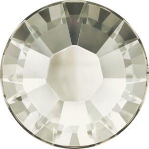 Cristale Swarovski cu spate plat si lipire la cald 2038 Crystal Silver Shade A HF (001 SSHA) SS 6