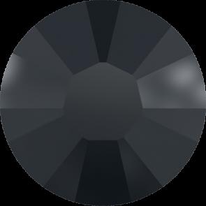 Cristale Swarovski cu spate plat si lipire la cald 2038 Jet Hematite A HF (280 HEM) SS 6