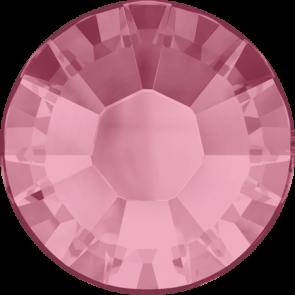 Cristale Swarovski cu spate plat si lipire la cald 2038 Light Rose A HF (223) SS 5