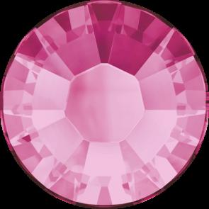 Cristale Swarovski cu spate plat si lipire la cald 2038 Rose A HF (209) SS 5