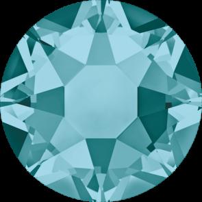 Cristale Swarovski cu spate plat si lipire la cald 2078 Blue Zircon A HF (229) SS 12