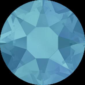 Cristale Swarovski cu spate plat si lipire la cald 2078 Caribbean Blue Opal A HF (394) SS 12