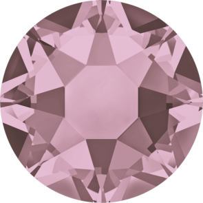 Cristale Swarovski cu spate plat si lipire la cald 2078 Crystal Antique Pink A HF (001 ANTP) SS 12