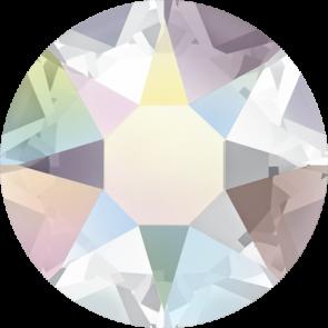 Cristale Swarovski cu spate plat si lipire la cald 2078 Crystal AB A HF (001 AB) SS 12