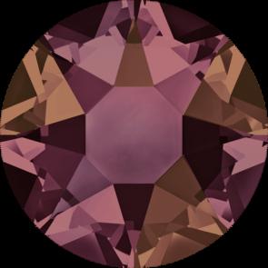 Cristale Swarovski cu spate plat si lipire la cald 2078 Crystal Lilac Shadow A HF (001 LISH) SS 12