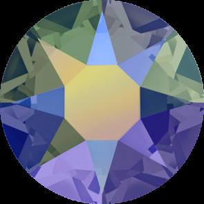 Cristale Swarovski cu spate plat si lipire la cald 2078 Crystal Paradise Shine A HF (001 PARSH) SS 12