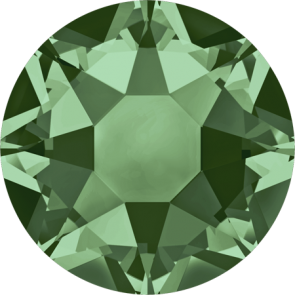 Cristale Swarovski cu spate plat si lipire la cald 2078 Erinite A HF (360) SS 16