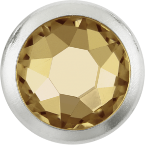 Cristale Swarovski cu spate plat si lipire la cald 2078/H Crystal Golden Shadow A HF SR (001 GSHA) SS 16