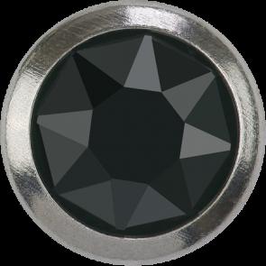 Cristale Swarovski cu spate plat si lipire la cald 2078/H Jet Hematite A HF GR (280 HEM) SS 16