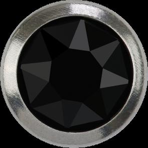 Cristale Swarovski cu spate plat si lipire la cald 2078/H Jet A HF GR (280) SS 16