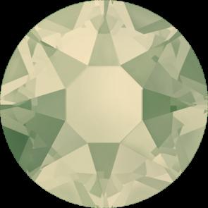 Cristale Swarovski cu spate plat si lipire la cald 2078 Light Grey Opal A HF (383) SS 12
