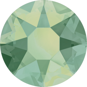 Cristale Swarovski cu spate plat si lipire la cald 2078 Pacific Opal A HF (390) SS 12