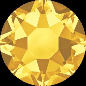 Cristale Swarovski cu spate plat si lipire la cald 2078 Sunflower A HF (292) SS 12