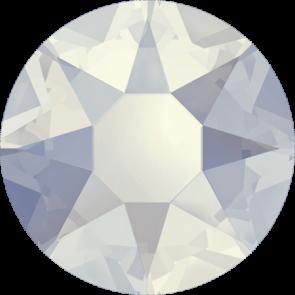 Cristale Swarovski cu spate plat si lipire la cald 2078 White Opal A HF (234) SS 12