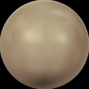 Cristale Swarovski cu spate plat si lipire la cald 2080/4 Crystal Bronze Pearl HF (001 295) SS 10