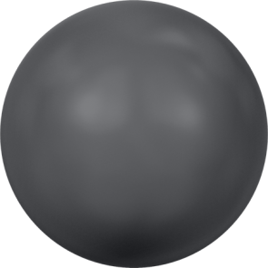 Cristale Swarovski cu spate plat si lipire la cald 2080/4 Crystal Dark Grey Pearl HF (001 617) SS 16