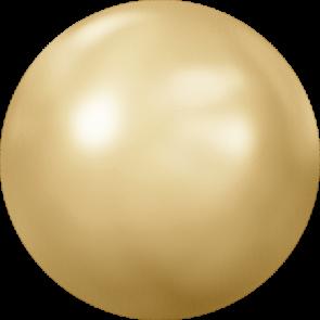 Cristale Swarovski cu spate plat si lipire la cald 2080/4 Crystal Golden Shadow HF (001 GSHA) SS 10