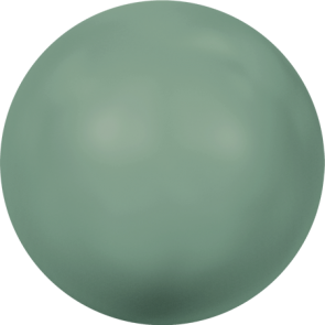 Cristale Swarovski cu spate plat si lipire la cald 2080/4 Crystal Jade Pearl HF (001 715) SS 10