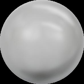 Cristale Swarovski cu spate plat si lipire la cald 2080/4 Crystal Light Grey Pearl HF (001 616) SS 10