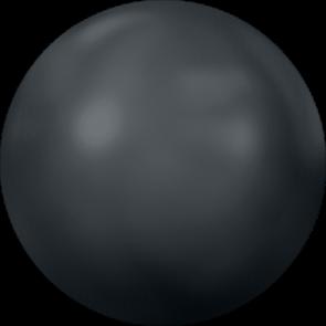Cristale Swarovski cu spate plat si lipire la cald 2080/4 Jet Hematite M HF (280 HEM) SS 10