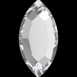 Cristale Swarovski cu spate plat No Hotfix 2200 Crystal F (001) 8 x 4 mm