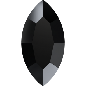 Cristale Swarovski cu spate plat si lipire la cald 2200 Jet M HF (280) 8 x 4 mm