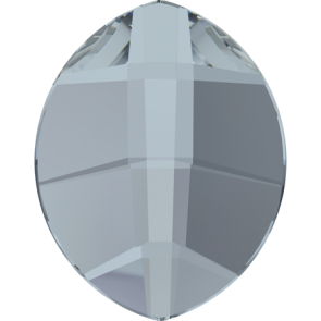 Cristale Swarovski cu spate plat si lipire la cald 2204 Crystal Blue Shade M HF (001 BLSH) 6 x 4,8 mm