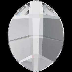 Cristale Swarovski cu spate plat si lipire la cald 2204 Crystal M HF (001) 10 x 8 mm