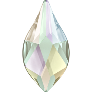 Cristale Swarovski cu spate plat si lipire la cald 2205 Crystal AB M HF (001 AB) 10 mm