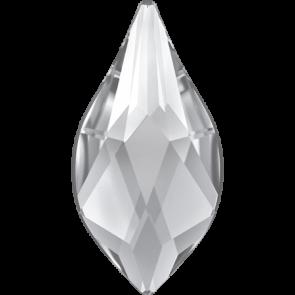 Cristale Swarovski cu spate plat si lipire la cald 2205 Crystal M HF (001) 10 mm
