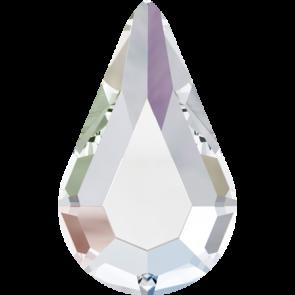 Cristale Swarovski cu spate plat si lipire la cald 2300 Crystal AB M HF (001 AB) 8 x 4,8 mm