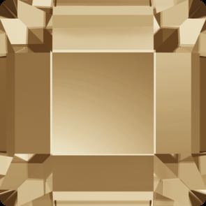 Cristale Swarovski cu spate plat si lipire la cald 2400 Crystal Golden Shadow M HF (001 GSHA) 3 mm