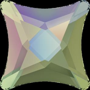 Cristale Swarovski cu spate plat No Hotfix 2494 Crystal Paradise Shine F (001 PARSH) 8 mm