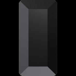 Cristale Swarovski cu spate plat si lipire la cald 2510 Jet M HF (280) 5 x 2,5 mm