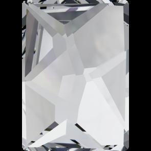 Cristale Swarovski cu spate plat No Hotfix 2520 Crystal F (001) 10 x 8 mm