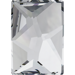 Cristale Swarovski cu spate plat si lipire la cald 2520 Crystal M HF (001) 8 x 6 mm