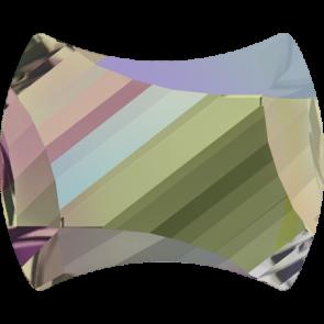 Cristale Swarovski cu spate plat si lipire la cald 2540 Crystal Paradise Shine M HF (001 PARSH) 7 x 5,5 mm