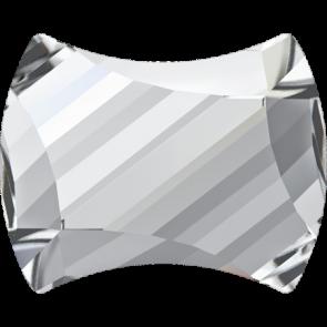 Cristale Swarovski cu spate plat si lipire la cald 2540 Crystal M HF (001) 9 x 7 mm