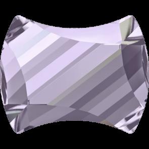 Cristale Swarovski cu spate plat si lipire la cald 2540 Smoky Mauve M HF (265) 9 x 7 mm