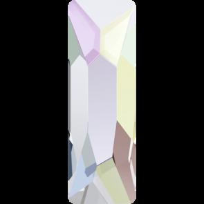 Cristale Swarovski cu spate plat si lipire la cald 2555 Crystal AB M HF (001 AB) 8 x 2,6 mm